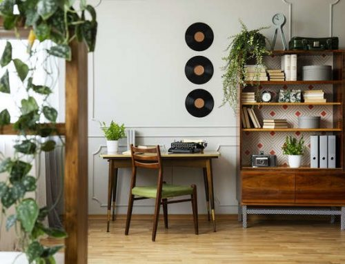 Incorporate Vintage into Your Modern Interior